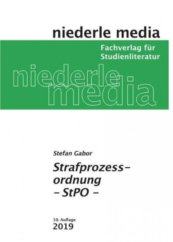 StPO - Strafprozessordnung, 9,90