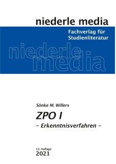 ZPO I - Erkenntnisverfahren