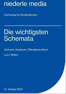 Schemata Zivilrecht - Strafrecht - Öffentliches Recht