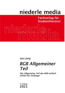 BGB AT - Studienbuch