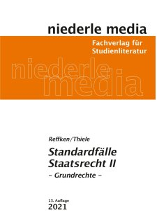 Standardfälle Staatsrecht II - Grundrechte