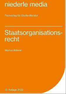 Staatsorganisationsrecht - Studienbuch