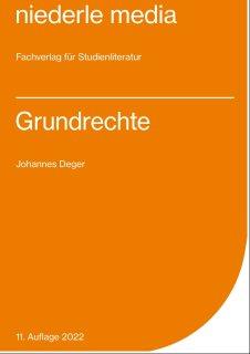 Grundrechte - Studienbuch