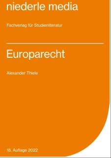 Europarecht - Studienbuch