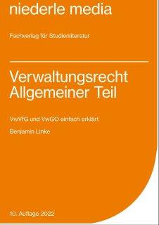 Verwaltungsrecht AT - Studienbuch